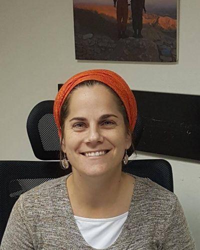 FACCMA. Entrevista a la directora del Dpto Latinoamericano de la Unión Macabi Mundial, Ginette Laufer