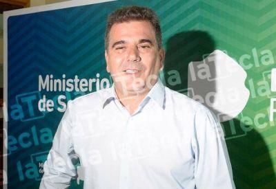 """Ritondo: """"La droga es un negocio que en la provincia de Buenos Aires se acabó"""