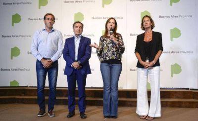 Se oficializaron nuevos cambios en el Gabinete de Vidal