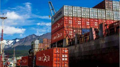 En Ushuaia bajan los costos para tener un puerto más competitivo