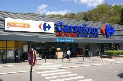 Carrefour incrementa sus ventas un 3% en 2017