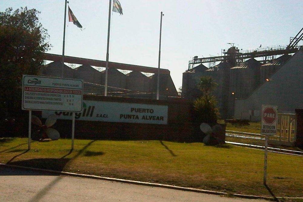 Federación de Aceiteros respalda paro por despidos en Cargill