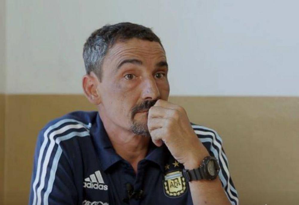 """Bebote Álvarez acusó a los Moyano de """"lavar plata en Independiente"""""""