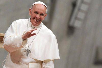 Francisco recibe a los obispos argentinos