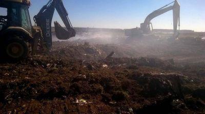 La municipalidad… informa sobre la Planta de Residuos Solidos Urbanos