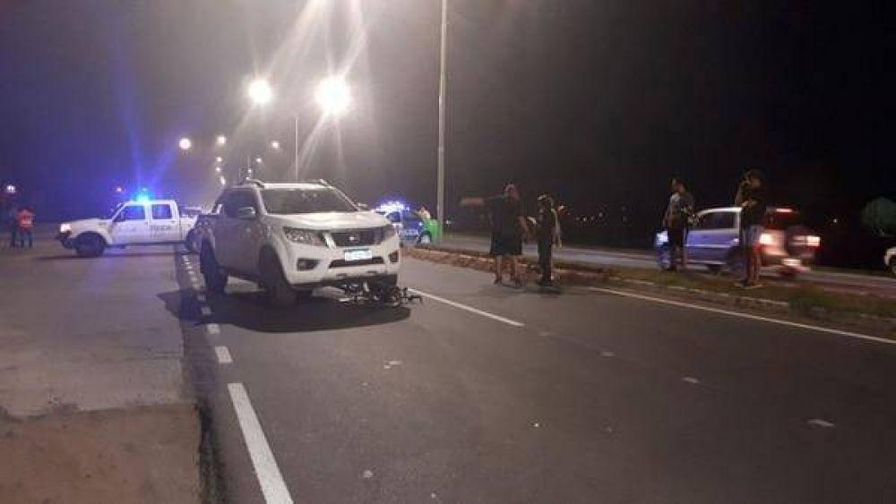 El sindicalista Pablo Micheli atropelló a una joven ciclista en Junín