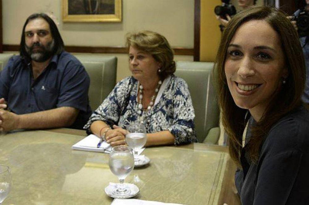 Los maestros bonaerenses denuncian que Vidal dilata la negociación para demonizarlos