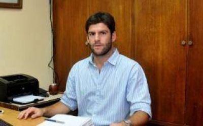 Emilio Cordonnier asumió como intendente de Ayacucho