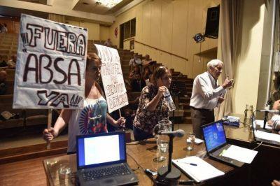 ABSA: una audiencia que amanece discutida