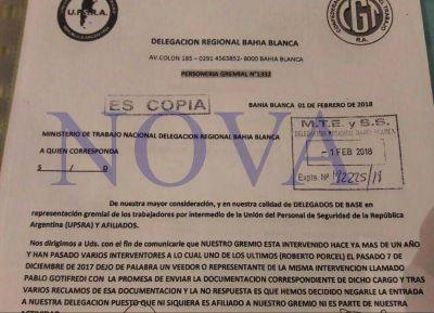 Bahía Blanca: ahora Triaca va por la UPSRA tras su intervención