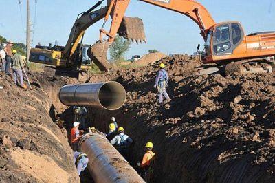 El Ejecutivo pidió a las autoridades de ENOSHA celeridad en la obra del Acueducto