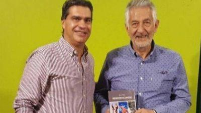 Jorge Capitanich y Alberto Rodríguez Saá se muestran juntos y envían un mensaje para 2019