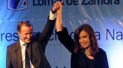 El kirchnerismo de Lomas de Zamora ya ve a Insaurralde candidato en la Provincia