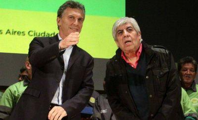Las razones de la pelea de fondo entre Macri y Moyano