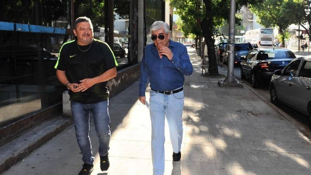 Análisis: golpeado, en vez de recular Hugo Moyano va por todo