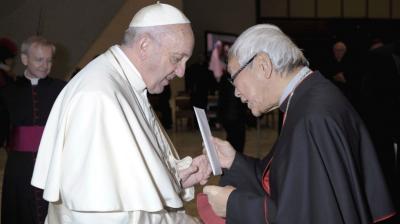 ¿El Vaticano y China avanzan en un acuerdo tras 70 años de ruptura?