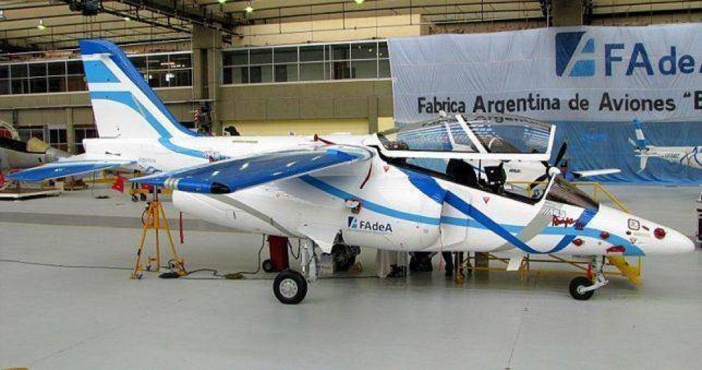 Más de 130 despidos en la fábrica de aviones Fadea