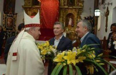 En la visita del presidente a Humahuaca pasó algo inesperado
