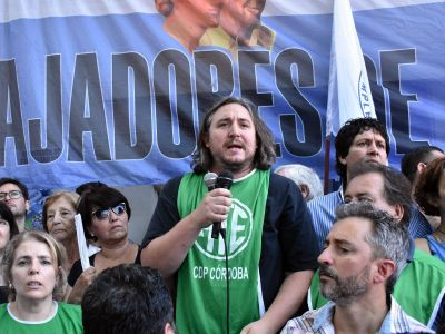 ATE Córdoba protestará en la Udai I