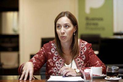Solo dos ministros bonaerenses tienen menos bienes que Vidal
