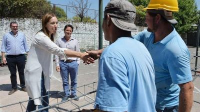 Vidal se cruzó con una docente y se tensó la paritaria bonaerense