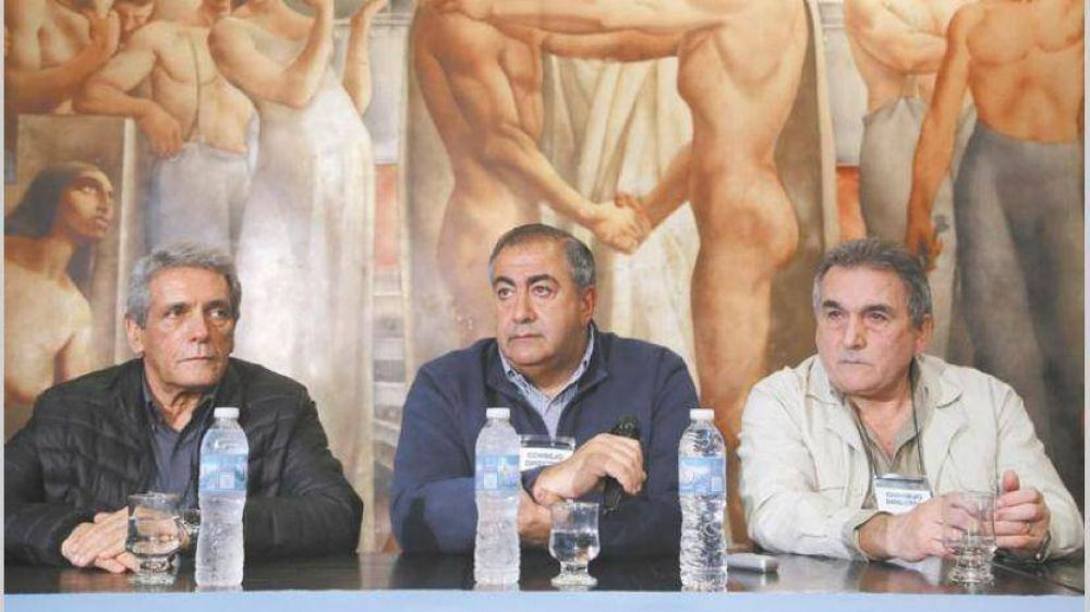 Tras romper con Moyano, grandes gremios definen sus reclamos al Gobierno