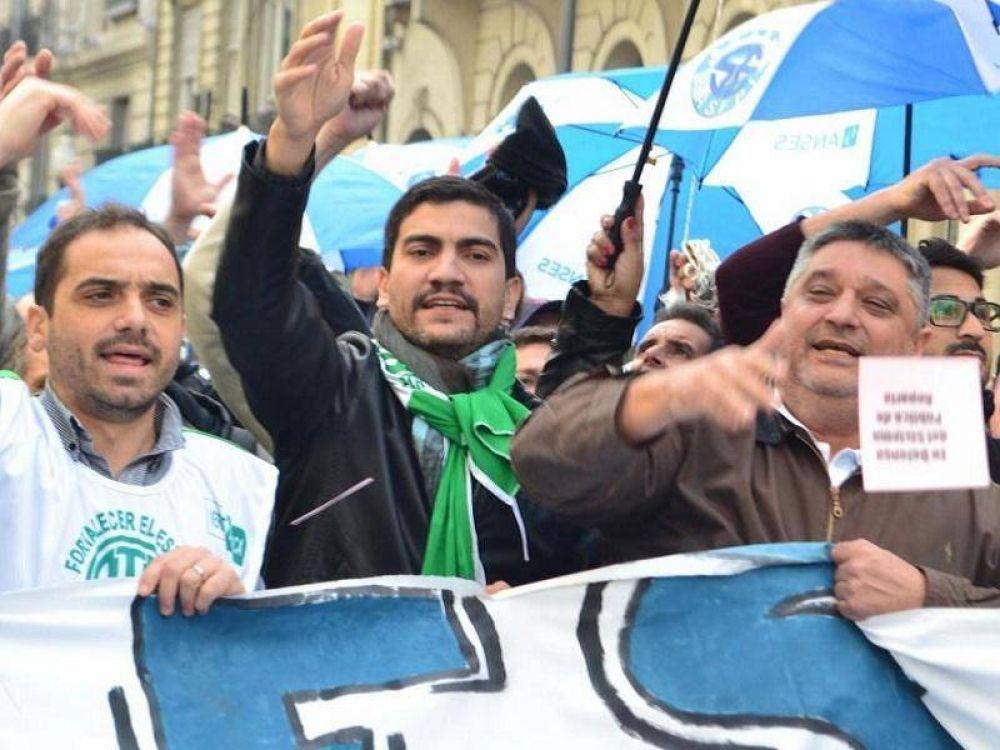 Anses en pie de guerra: Paro y movilización por la reincorporación de 80 despedidos