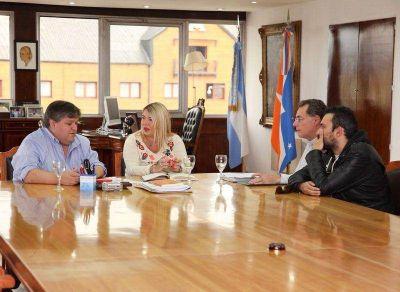 Se abordó la posibilidad de crear el Parque Eólico en el norte provincial