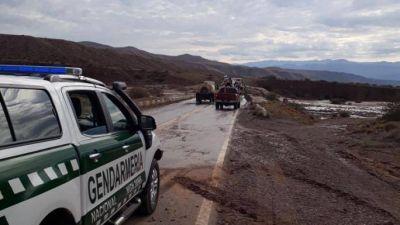 Más de 500 camiones esperan la apertura del paso en Uspallata