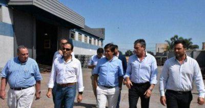 Suspensiones en una metalúrgica de Chacabuco que había sido puesta como ejemplo por la gestión Vidal
