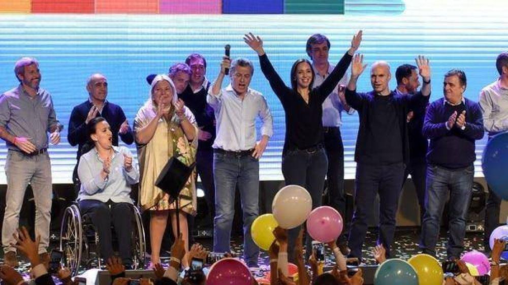 El macrismo gastó casi $90 millones en las campañas de 2017 en la ciudad y la provincia de Buenos Aires
