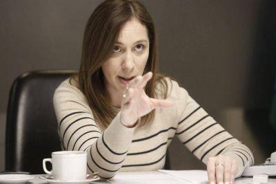 En plena tensión con los gremios, Vidal ofrecerá un plus por presentismo a los docentes bonaerenses