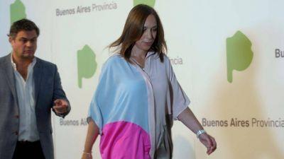 María Eugenia Vidal quedó al final de la lista patrimonial de los funcionarios bonaerenses