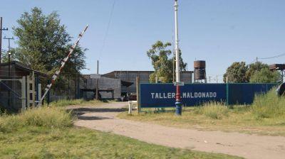 Hay despidos en la ex Ferrobaires y cierran los talleres Maldonado en Bahía Blanca