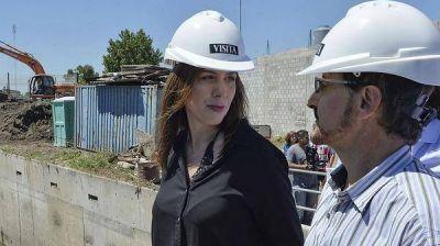 María Eugenia Vidal concretará 62 obras viales por $12 mil millones