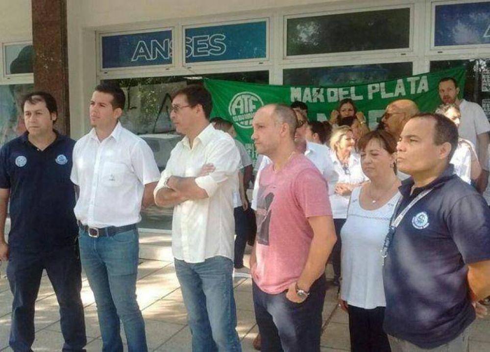 ANSES seguirá sin atención ante los 81 despidos en todo el país, 5 en Mar del Plata