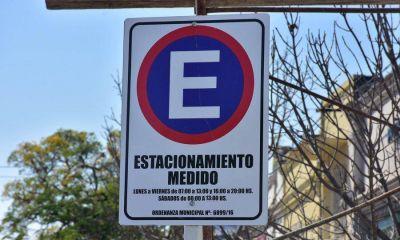 Atención: Entra en vigencia nuevo aumento en el estacionamiento medido