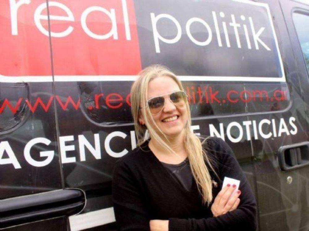 Carolina Píparo analiza competir por la intendencia de La Plata en 2019