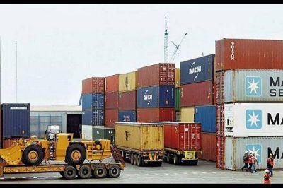 La actividad logística de China desciende en enero de 2018