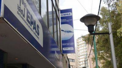 Presionan con grandes obras para que se firme el contrato del EPAS