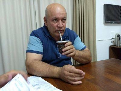 """Carbajal: """"Con todo el dinero que recibieron podrían haber entubado el río Pilcomayo"""""""