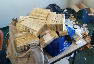 Filtraciones de la AFIP | Los millones secuestrados serán trasladados al BCRA