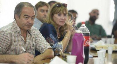 Con una cumbre en Azul, los intendentes del interior formalizan su bloque y se constituyen en un foro