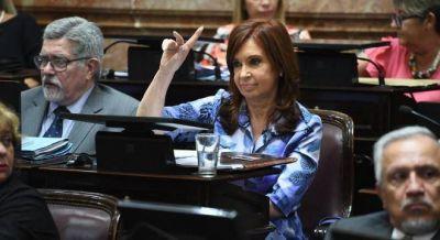 Cristina no logra convencer al resto del peronismo para anular el megadecreto en marzo