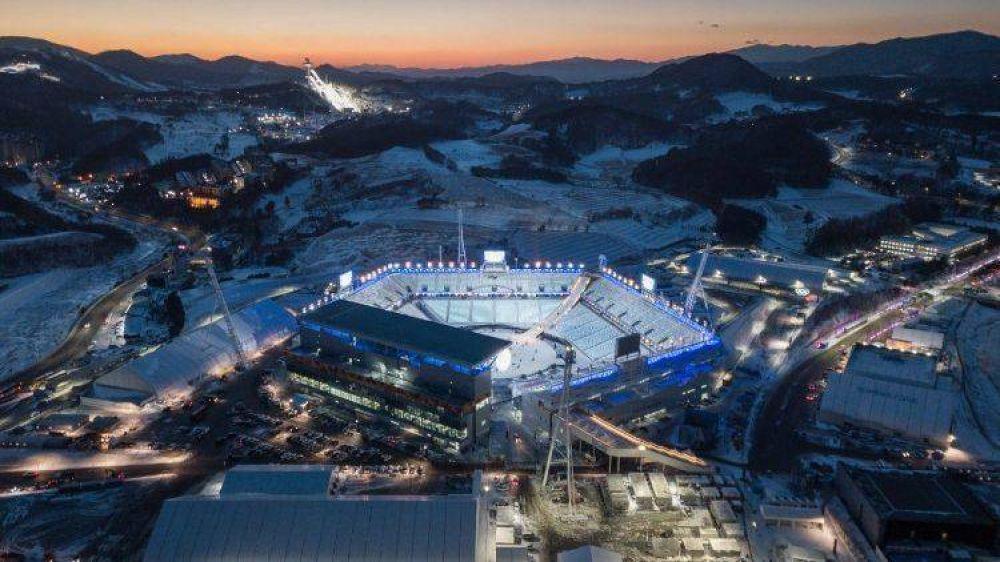 La Santa Sede en los Juegos Olímpicos de Corea del Sur