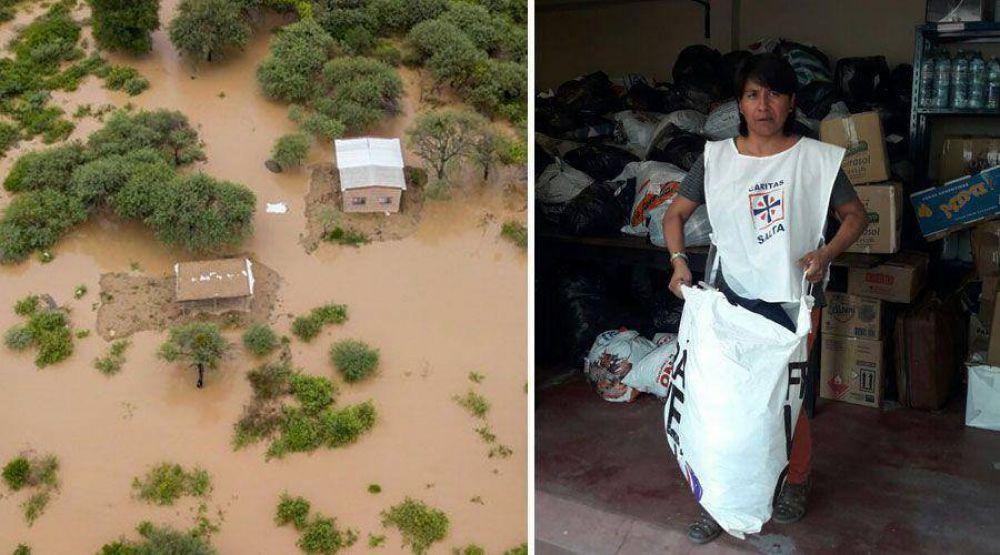 Sepa cómo ayudar a quienes perdieron todo por inundaciones en Argentina