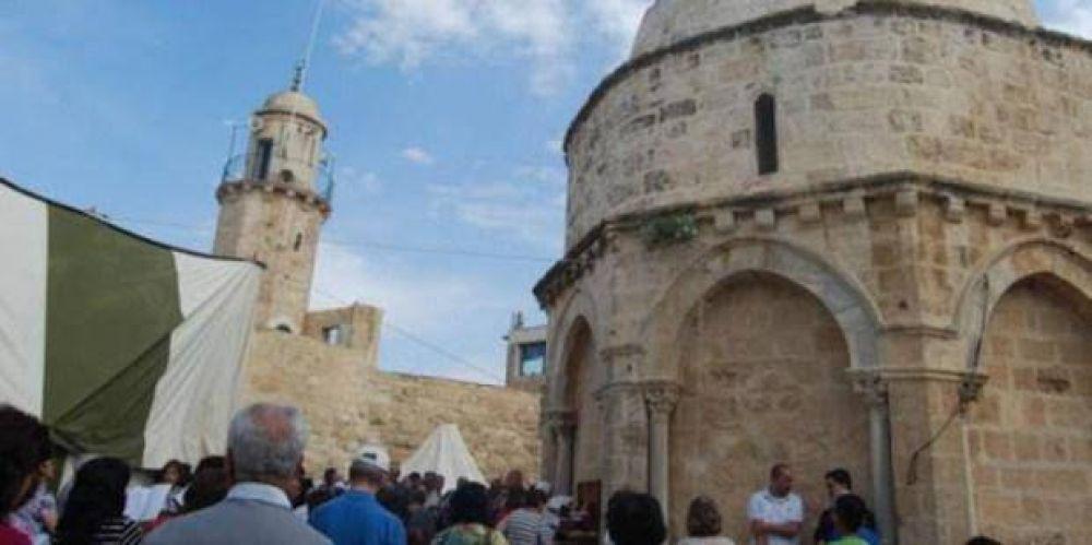 El increíble regreso de los peregrinos a Tierra Santa