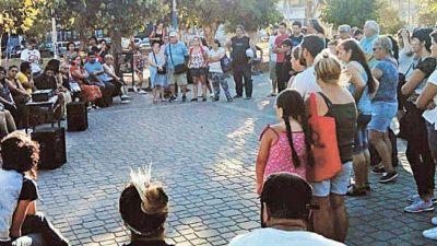 Vecinos piden el cierre de la Ceamse en González Catán