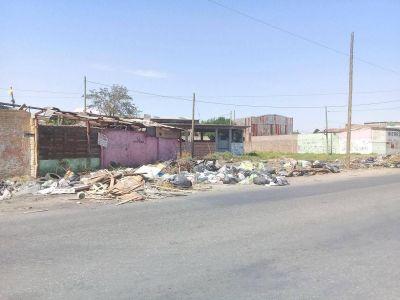 Más basura en Solano