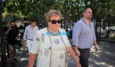 Sobreseyeron a Myriam Renée Chávez, viuda de Balcedo